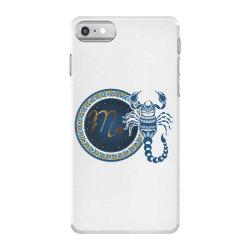 Horoscope scorpio iPhone 7 Case | Artistshot