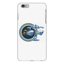 Horoscope libra iPhone 6 Plus/6s Plus Case | Artistshot