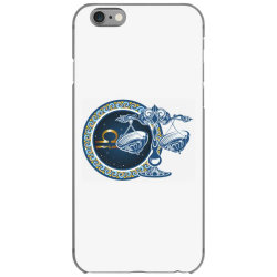 Horoscope libra iPhone 6/6s Case | Artistshot