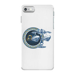 Horoscope libra iPhone 7 Case | Artistshot