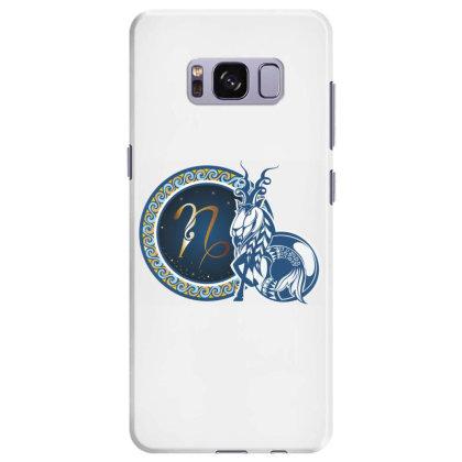 Horoscope Capricorn Samsung Galaxy S8 Plus Case Designed By Estore