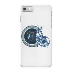 Horoscope capricorn iPhone 7 Case | Artistshot
