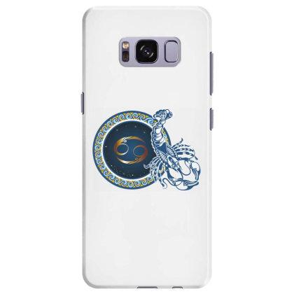 Horoscope Cancer Samsung Galaxy S8 Plus Case Designed By Estore