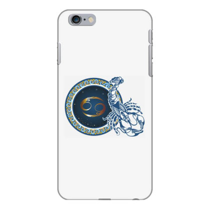 Horoscope Cancer Iphone 6 Plus/6s Plus Case Designed By Estore