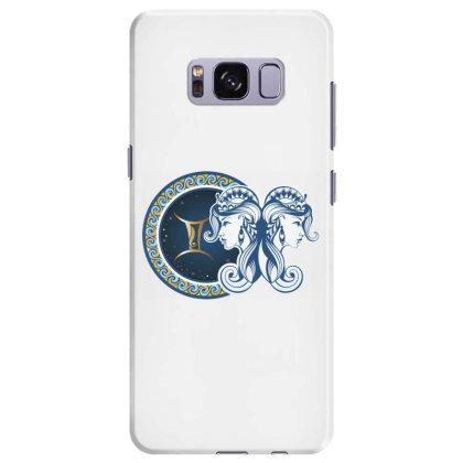 Horoscope Gemini Samsung Galaxy S8 Plus Case Designed By Estore