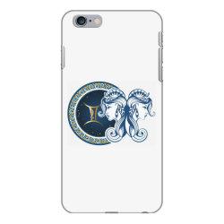 Horoscope gemini iPhone 6 Plus/6s Plus Case | Artistshot