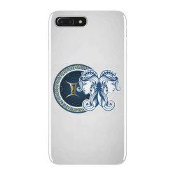 Horoscope gemini iPhone 7 Plus Case | Artistshot