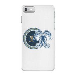 Horoscope gemini iPhone 7 Case | Artistshot