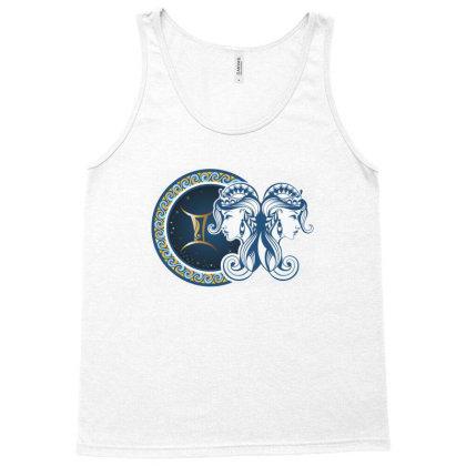 Horoscope Gemini Tank Top Designed By Estore