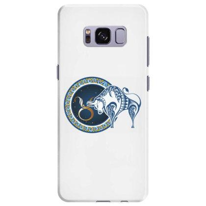 Horoscope Taurus Samsung Galaxy S8 Plus Case Designed By Estore