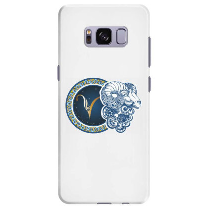 Horoscope Aries Samsung Galaxy S8 Plus Case Designed By Estore