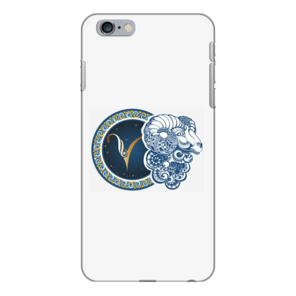 Horoscope Aries Iphone 6 Plus/6s Plus Case Designed By Estore
