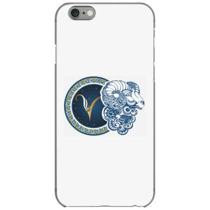 Horoscope Aries Iphone 6/6s Case Designed By Estore