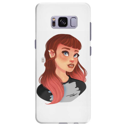 Punk Girl Samsung Galaxy S8 Plus Case Designed By Adesignerlife