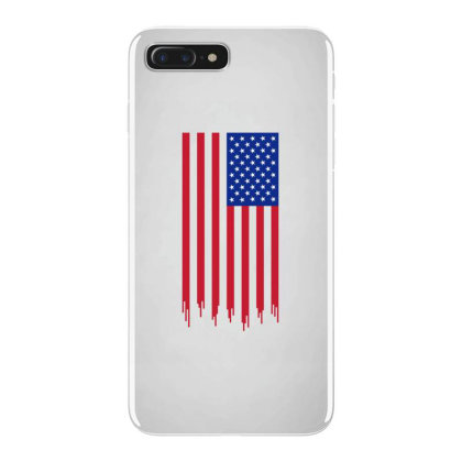 American Flag And The Blood Of Freedom Iphone 7 Plus Case Designed By Alamy