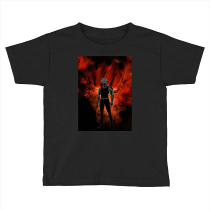 Cyborg Awakening Toddler T-shirt Designed By Ryukrabit