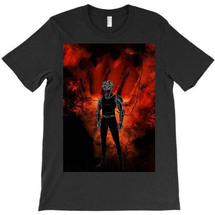 Cyborg Awakening T-shirt Designed By Ryukrabit