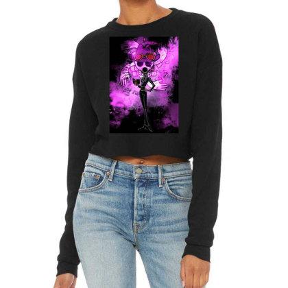 Hana Hana Awakening Cropped Sweater Designed By Ryukrabit