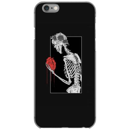 Skeleton Heart Lover Iphone 6/6s Case Designed By Jessadamscreates