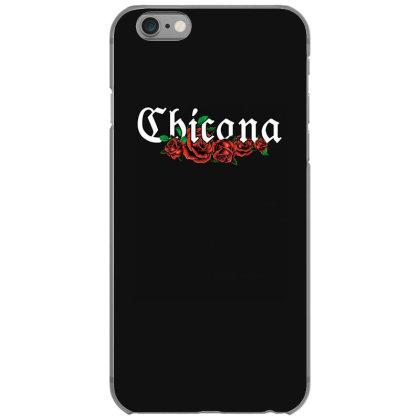 Chicana Iphone 6/6s Case Designed By Badaudesign