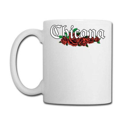 Chicana Coffee Mug Designed By Badaudesign