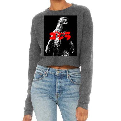 Godzilla Cropped Sweater Designed By The Real Kurosan