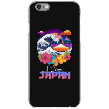 I Love Japan Iphone 6/6s Case Designed By Badaudesign
