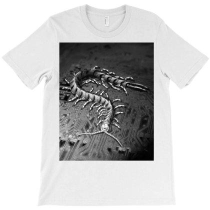 Robopede T-shirt Designed By The Real Kurosan