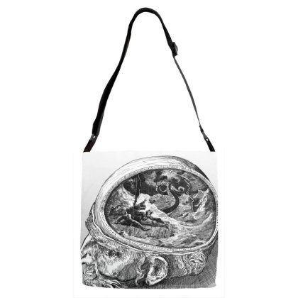 Brainstorm Adjustable Strap Totes Designed By The Real Kurosan