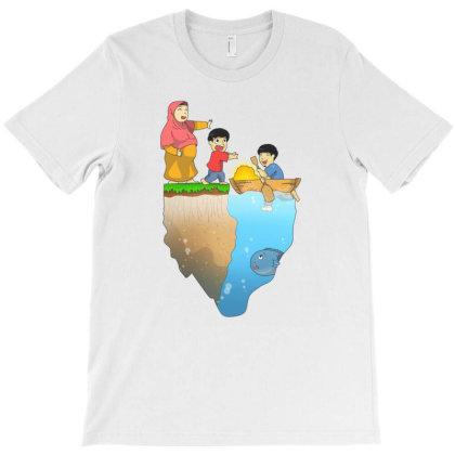 Dad Struggle T-shirt Designed By Komikayat