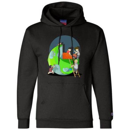 A Change World Champion Hoodie Designed By Komikayat