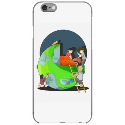 A Change World Iphone 6/6s Case Designed By Komikayat