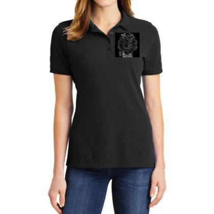 Demoninsidemyself! Ladies Polo Shirt Designed By Givemetheheadoflucifer