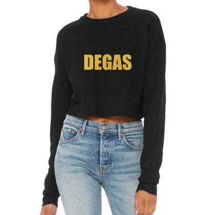 Degas, Inspiration Shirt, Degas Shirt, Edgar Degas, Degas Mug... Cropped Sweater Designed By Word Power