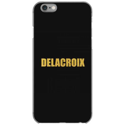 Delacroix, Inspiration Shirt, Eugene Delacroix, Delacroix Shirt... Iphone 6/6s Case Designed By Word Power