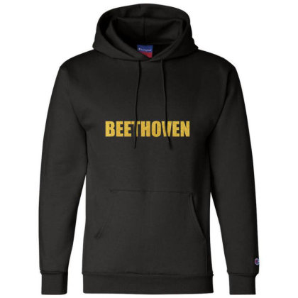 Beethoven, Inspiration Shirt, Beethoven Shirt, Beethoven T Shirt... Champion Hoodie Designed By Word Power