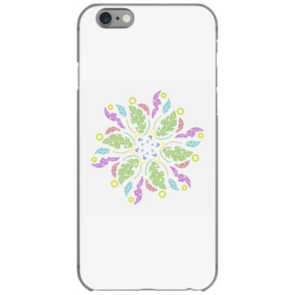 Colorful Flowers Iphone 6/6s Case Designed By Melodicdhyt
