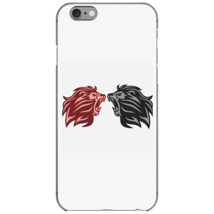 Lion Iphone 6/6s Case Designed By Babai1