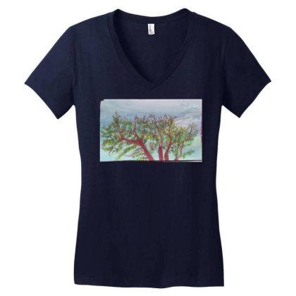Img 20200504 185346 609 Women's V-neck T-shirt Designed By Beyourtrueself