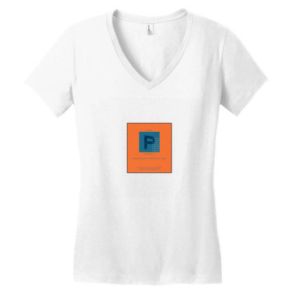Sports Women's V-neck T-shirt Designed By Disgus_thing