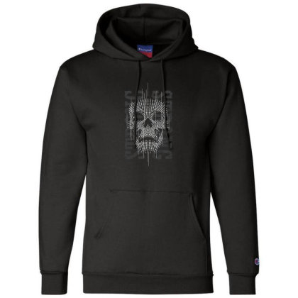 Strong Champion Hoodie Designed By Disgus_thing