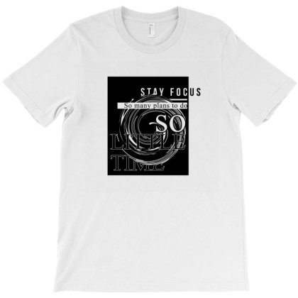 Focus T-shirt Designed By Disgus_thing