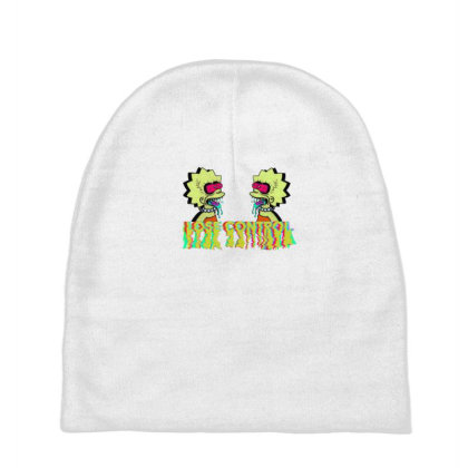 The Simpson Baby Beanies Designed By Syahied