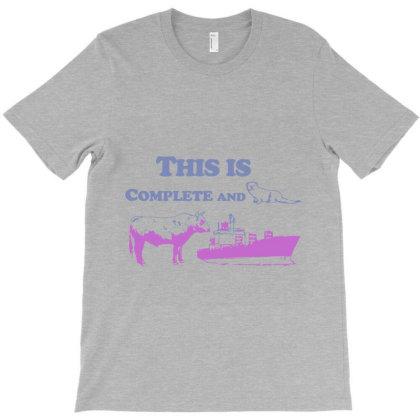 Utter Space T-shirt Designed By Redline77