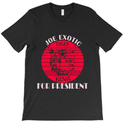 Joe Exotic T-shirt Designed By Redline77