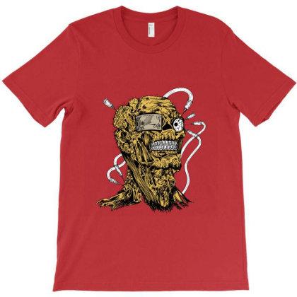 Anatomy T-shirt Designed By Redline77