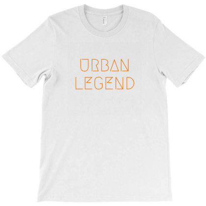Urban Legend Design T-shirt Designed By The Sleepy Hero