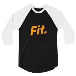 Sports Fit 3/4 Sleeve Shirt | Artistshot