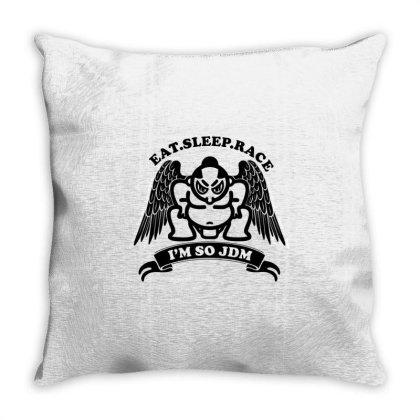 I Am So Jdm Sumo Throw Pillow Designed By Nextmoon