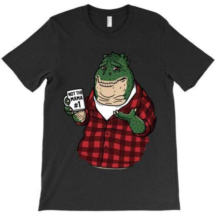 Not The Mama! T-shirt Designed By Raffiti